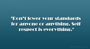 self respect quotes for girls self respect quotes for girls self ...