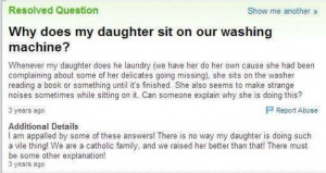 Funny Washing Machine Joke