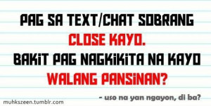 Love Quotes Tagalog Version Text Messages