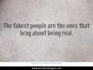 Quotes About People Who Brag
