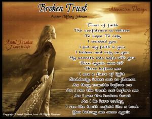 Broken Trust *~