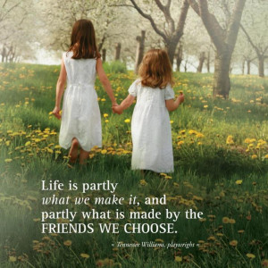 Beautiful Thoughts on Life and Friendship!!!