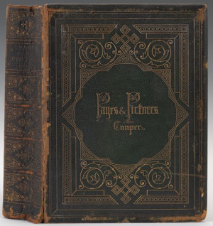 Pages and Pictures from the Writings of James Fenimore Cooper With