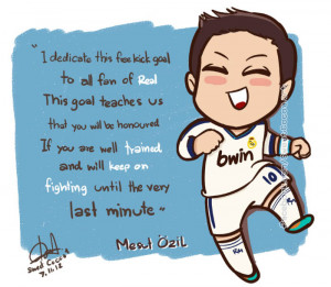 Best of real madrid quotes
