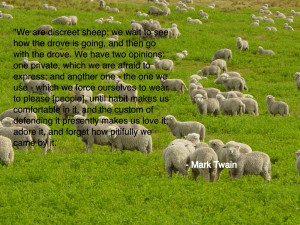 discreet sheep - Life quotes pictures updated daily!