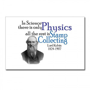 More Lord Kelvin Quotes