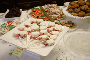 Christmas Cookie Shop Party