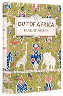 Out of Africa - added