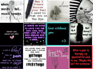 All Graphics Emo Hurt Quotes