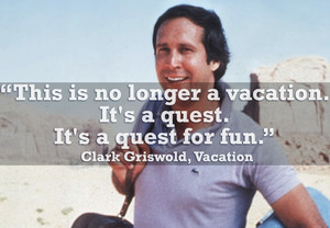 Are You Taking Enough Griswold Vacations?
