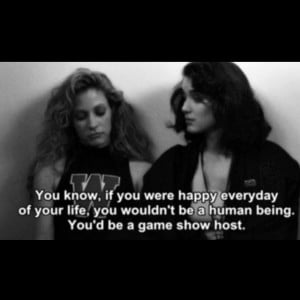 ... , Heather 1988, Living, Heathers Quotes, Heathers If You Were Happy