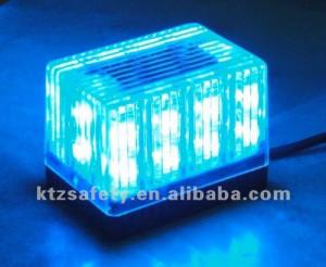 square shape LED police alarm beacon light (XC460)