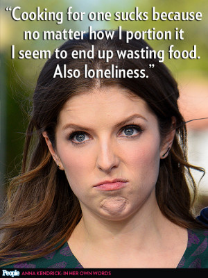 Pitch Perfect 2 : Hilarious Anna Kendrick Quotes (to Tide You Over ...