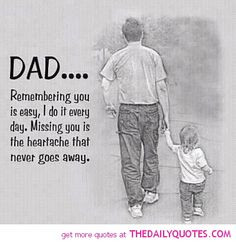 missing dad quotes from daughter missing dad sad quotes father heaven ...