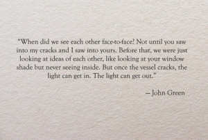 Quotes from John Green's Paper Towns