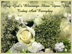 Blessings Pictures, Images for Facebook, Whatsapp, Pinterest