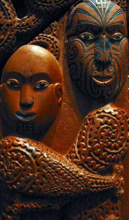 Maori Creation Myth