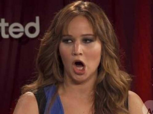 Jennifer Lawrence Was Blown Away By Her SAG Win Jennifer Lawrence ...