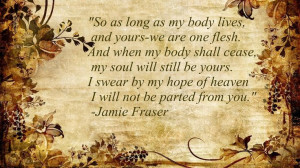 jamie fraser quotes - Google Search