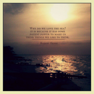 the sea quote sea quotes of the sea save water slogans biblical quotes ...