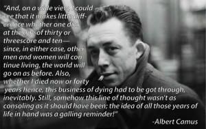 Existentialist Quotes Camus