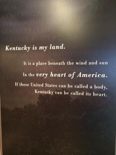 another kentucky quote more kentucky quotes plaque 1