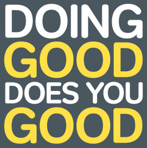 Doing Good Does You Good' was the theme of 2012's Mental Health ...