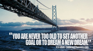 Inspirational Quote for Young People