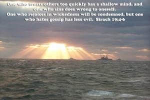 Gossip Quotes ...