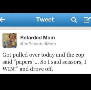 Oh retarded mom! Lol Internet Site, Website, Web Site