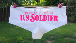 Marine Girlfriend Facebook Covers Underwear marine corps air