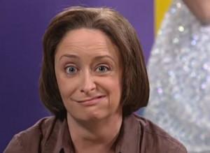 Rachel Dratch as Debbie Downer. Best SNL skit.