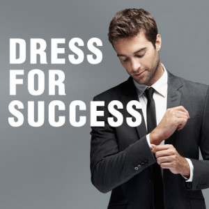 quotes regarding introduce the concept of dress for success in the ...