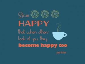 Yogi tea quote