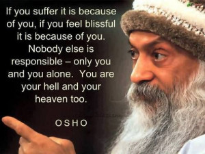 Osho Photo quote..... #osho #quote #youareeverythingLife Quotes ...