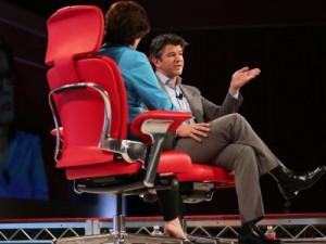 ... genius of Uber's controversial billionaire CEO Travis Kalanick