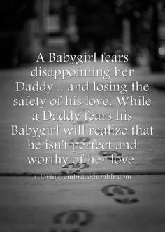 Sad my baby girl won't have her daddy around.. More