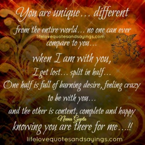 Desire Love Quotes Sayings