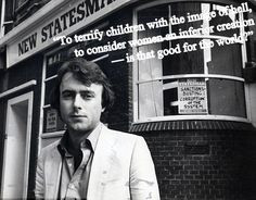 Christopher Hitchens - http://dailyatheistquote.com/atheist-quotes ...