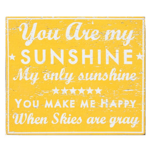 You Are My Sunshine... Janet