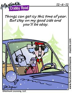Funny Quotes From Maxine...