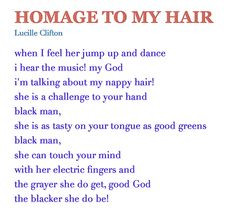 ... lucille clifton more women writers nature hair lucille clifton lucile