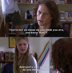 10 things I hate about you More