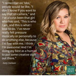 Kelly Clarkson Quotes That Will Empower You Today