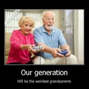 Funny pics - grandparents