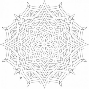 henna mandala coloring pages | celtic mandalas to color here s a ...