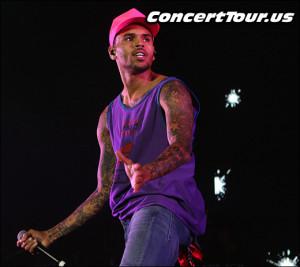 Chris Brown Plans 2015 Tour