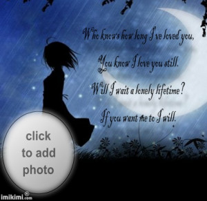 sad anime quotes about love sad anime quotes about love sad anime ...