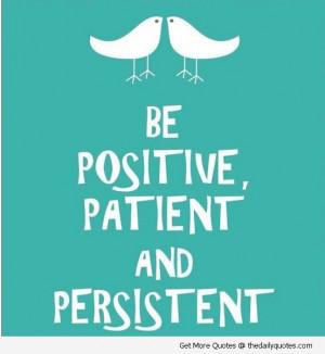 Patient Motivational Quotes