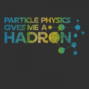 Particle Physics Gives Hadron